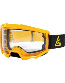 Answer 2021 Apex 1 Youth Goggles Black/Yellow