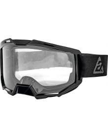 Answer 2021 Apex 1 Youth Goggles Black/Black