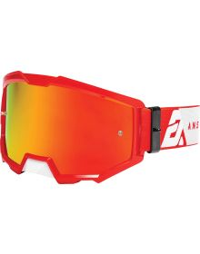 Answer 2021 Apex 3 Youth Goggles White/Red