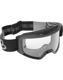 Fox Racing Main Stray Goggle Steel Grey