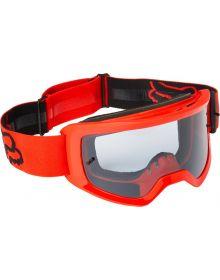 Fox Racing Main Stray Goggle Flo Red