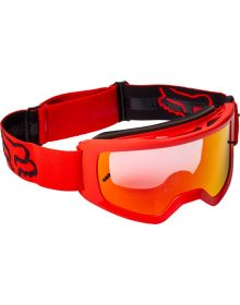 Fox Racing Main Stray Goggle Flo Red Spark Lens