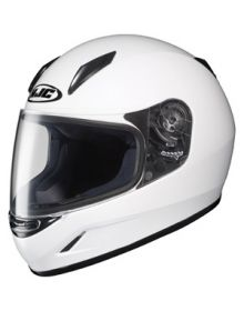 HJC CL-Y Youth Helmet Gloss White
