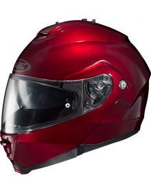 HJC IS-Max II Modular Helmet Wine