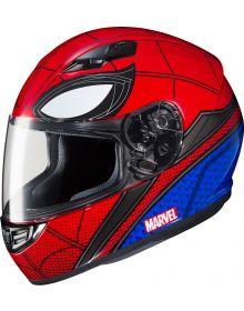 HJC CS-R3 Marvel Spiderman Homecoming Helmet Red