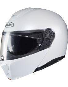 HJC RPHA 90 Helmet Semi-Flat Pearl White