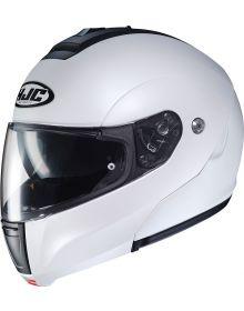 HJC CL-MAX 3 Helmet Semi-Flat Pearl White