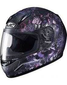 HJC CL-Y Youth Helmet Vela Purple