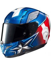 HJC RPHA 11 Pro Helmet Marvel Captain America