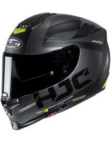 HJC RPHA 70 ST Helmet Balius Matte Black/Gray
