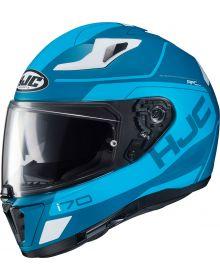 HJC i 70 Helmet Karon Matte Blue