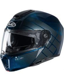 HJC RPHA 90 Carbon Balian Helmet Blue