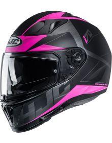 HJC i70 Eluma Helmet Black/Pink