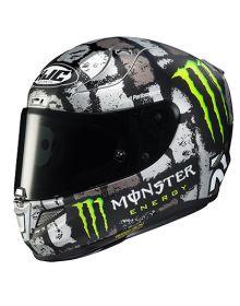 HJC RPHA 11 Pro Silverstone Replica Helmet 35