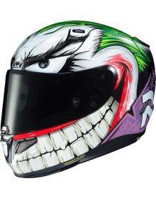 HJC RPHA 11 Pro Joker Helmet White/Green