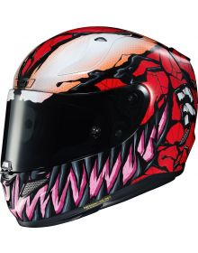 HJC RPHA11 Pro Helmet Marvel Carnage Helmet Red
