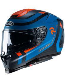 HJC RPHA70 ST Carbon Reple Helmet Blue/Black