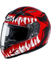 HJC CL-Y Zuky Youth Helmet Red