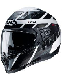 HJC i70 Reden Helmet Black/White