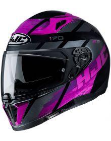 HJC i70 Reden Helmet Purple/Back