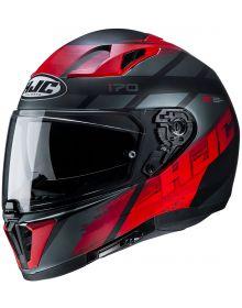 HJC i70 Reden Helmet Red/Black