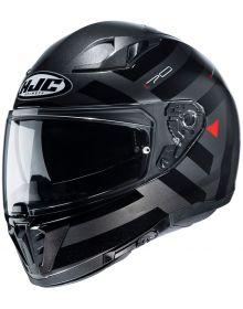HJC i70 Watu Helmet Gray/Black