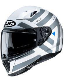 HJC i70 Watu Helmet White/Gray