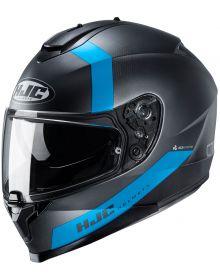 HJC C70 Eura Helmet Black/Blue