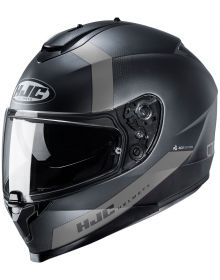 HJC C70 Eura Helmet Black/Gray