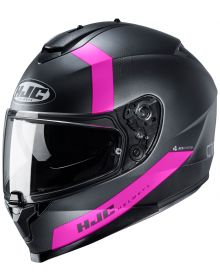 HJC C70 Eura Helmet Black/Purple