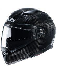 HJC F70 Carbon Helmet Black