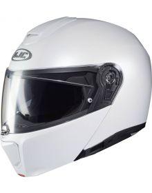 HJC RPHA 90 S Helmet Semi-Flat Pearl White