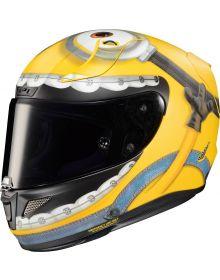 HJC RPHA 11 Pro Otto Minion Helmet Yellow