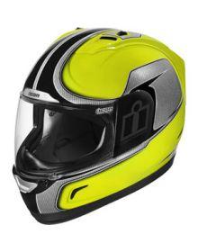 Icon Alliance Hi-Viz Helmet Yellow