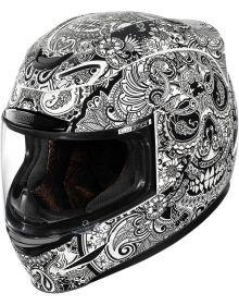 Icon Airmada Helmet Chantilly White
