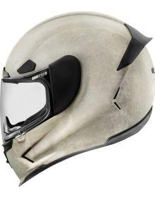 Icon AirFrame Pro Helmet Construct White