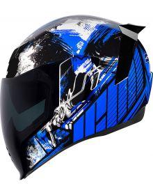 Icon Airflite Helmet Stim Blue