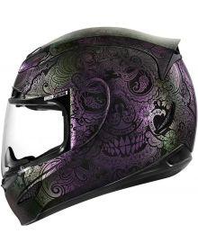Icon Airmada Helmet Chantilly Opal Purple