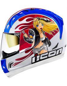 Icon Alliance Helmet GT DC18 Glory