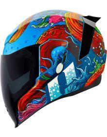 Icon Airflite Helmet Inky Blue