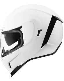 Icon Airform Helmet White