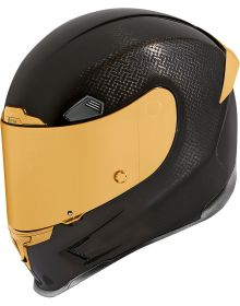 Icon AirFrame Pro Helmet Carbon Gold