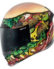 Icon AirFrame Pro Helmet FastFood