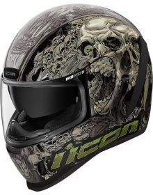 Icon Airform Helmet Parahuman Black