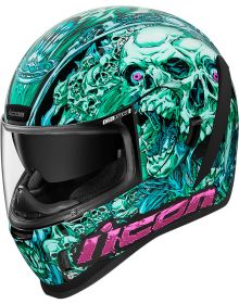 Icon Airform Helmet Parahuman Blue