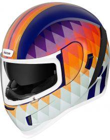 Icon Airform Helmet Hello Sunshine White