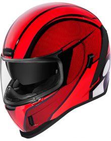 Icon Airform Helmet Conflux Red