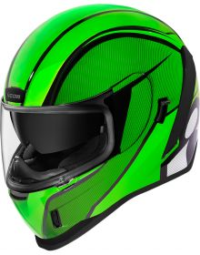 Icon Airform Helmet Conflux Green