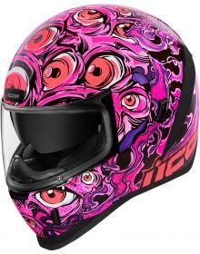 Icon Airform Helmet Illuminatus Pink
