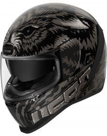 Icon Airform Helmet Lycan Black